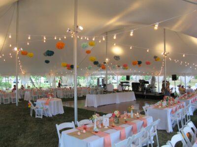 60x70 tent