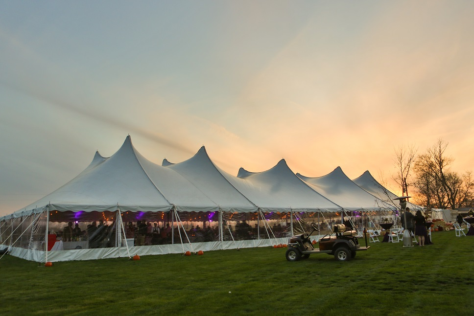 Rockford Wedding Photographer Blue Peak Tents Inc