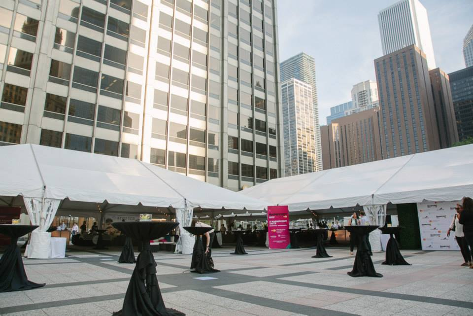corporate tent and event rental