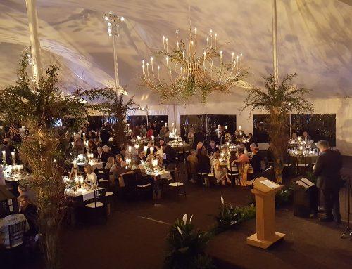 Century Tent Interior