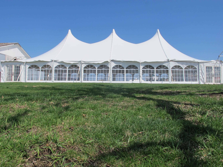 Pole Tent Rental Chicago
