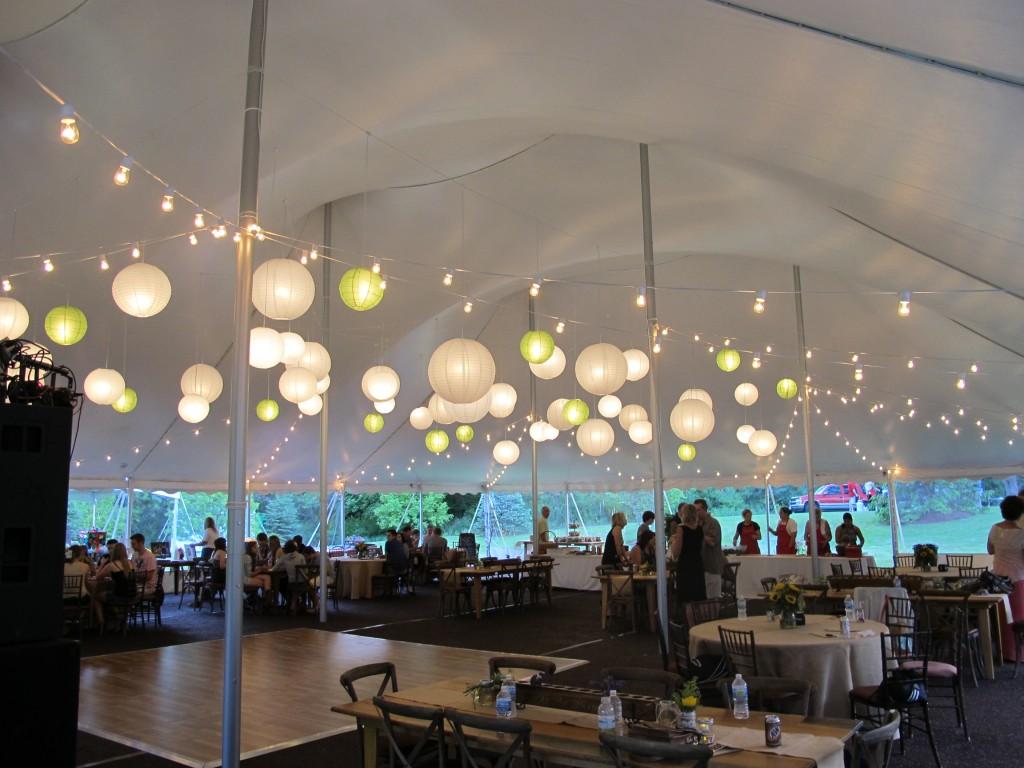 Chinese Lanterns Blue Peak Tents Inc