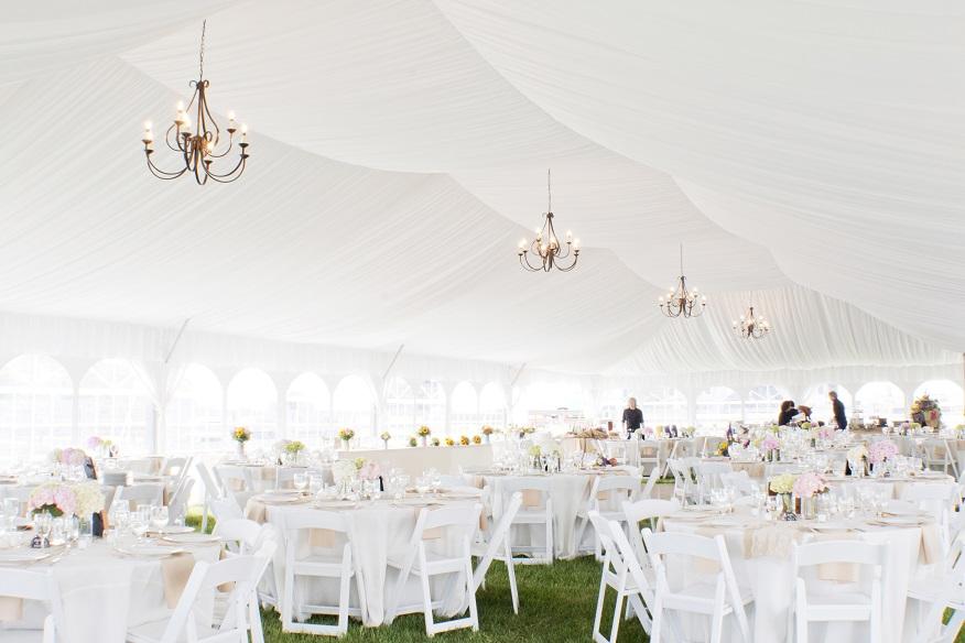 Fabric Ceiling Liners – Blue Peak Tents, Inc.