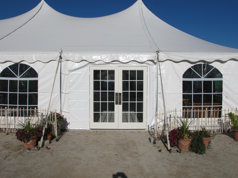 Tent Doors | Blue Peak Tents, Inc.