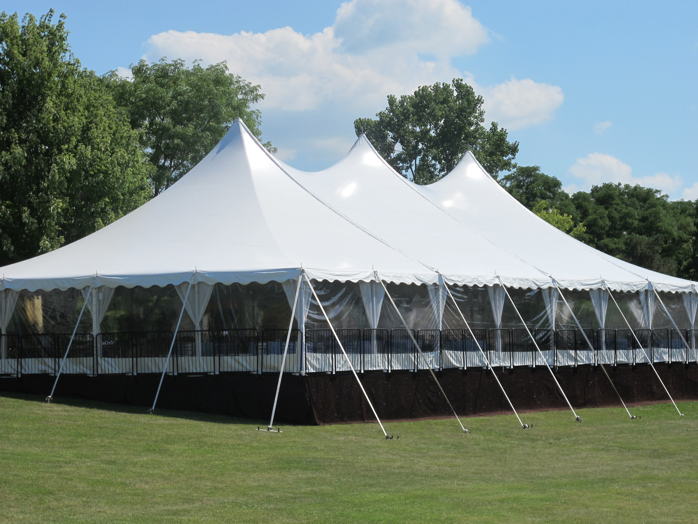 Leveled Tent Flooring Blue Peak Tents Inc