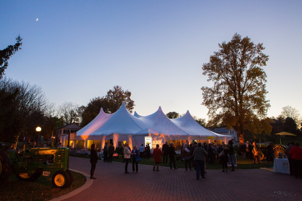 80x100 event tent rental chicago