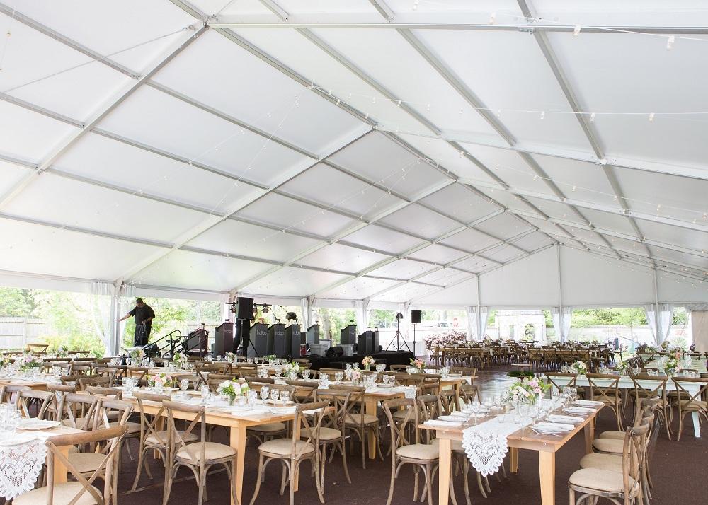 60x100 structure rental