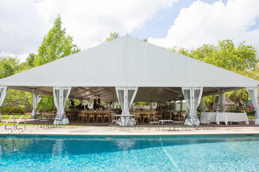 clearspan tent rental chicago