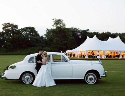 Polo Field Wedding