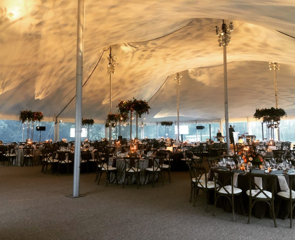 80x100 century tent rental