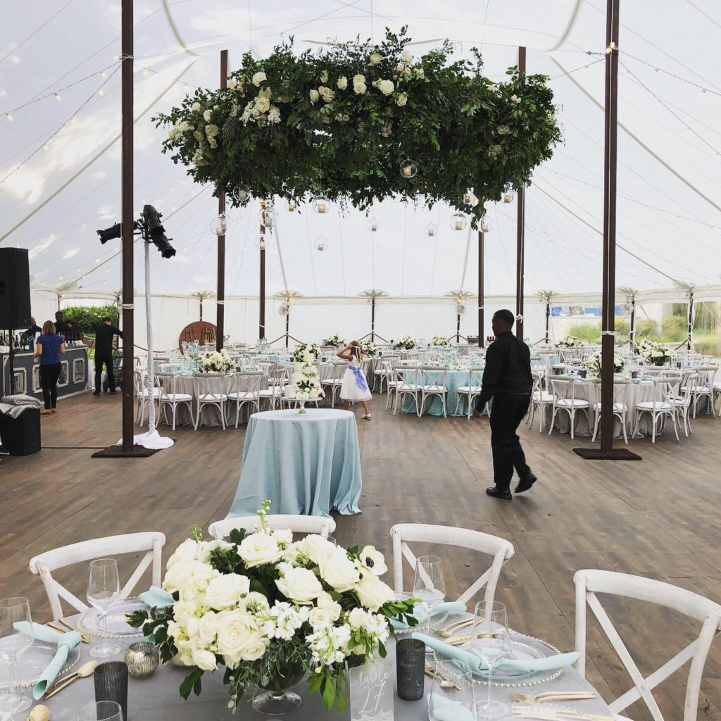 lake geneva wedding tent 2